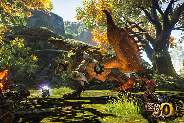 Monster-Hunter-Online-2
